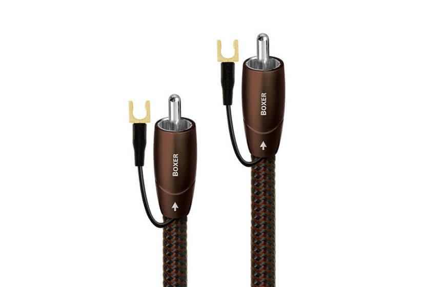 AudioQuest Boxer RCA-RCA Braided 5 м