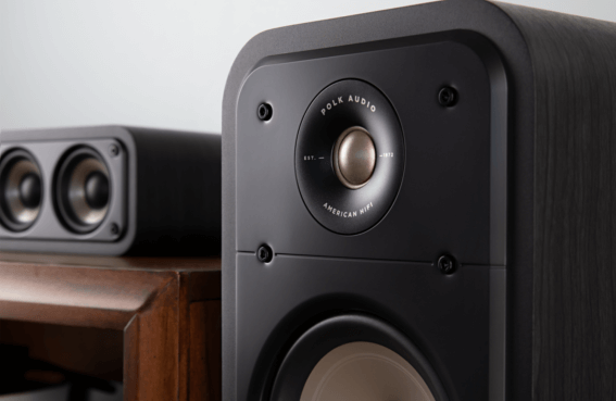 Polk Audio S55 E Black