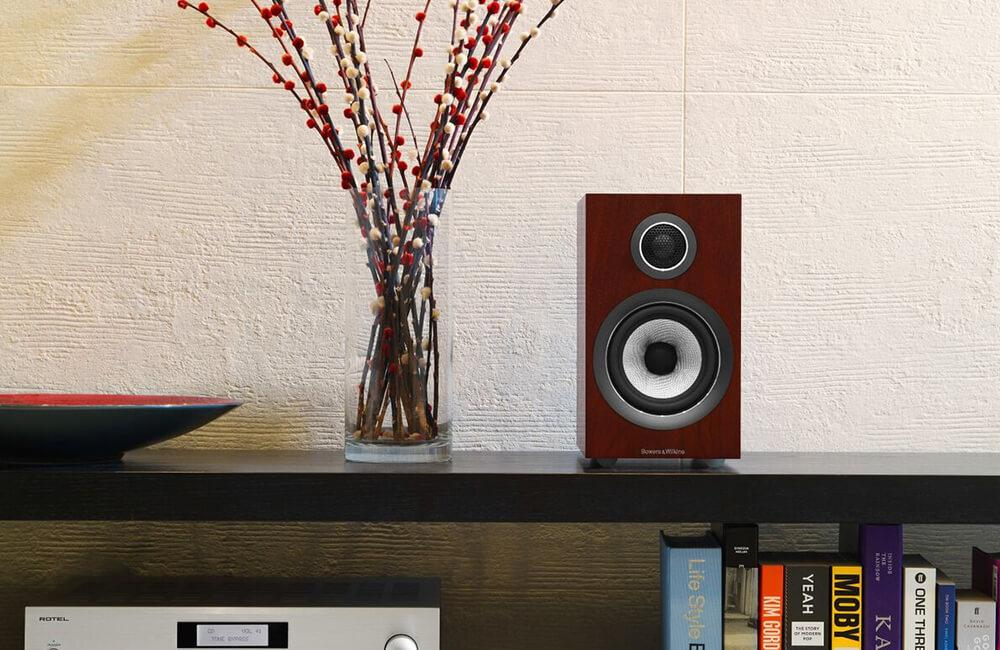 Bowers & Wilkins 707 S2 Rosenut