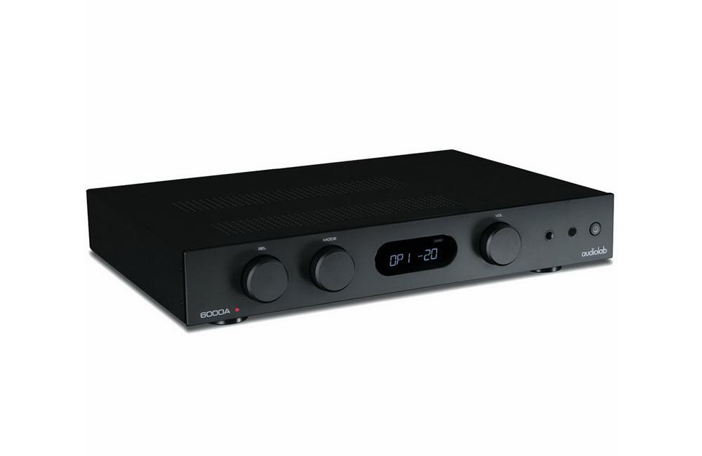 AudioLab 6000A Black