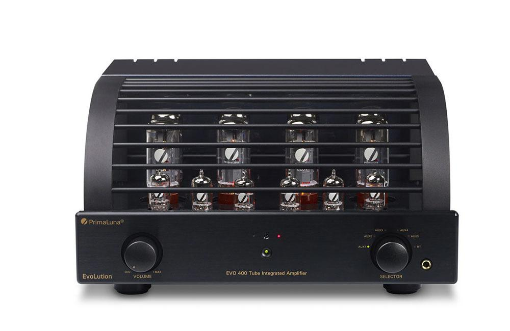 Primaluna EVO 400 Integrated Amplifier Black