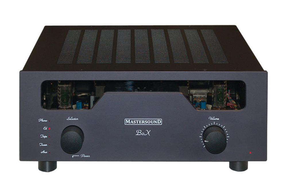 Mastersound BoX Integrated Amplifier