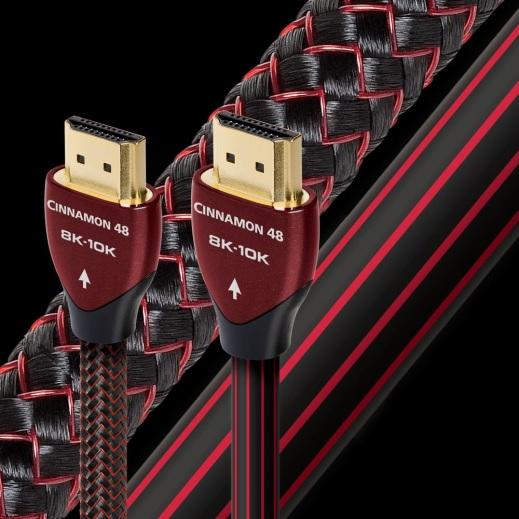 AudioQuest HDMI Cinnamon48 8K-10K 1.0 м.
